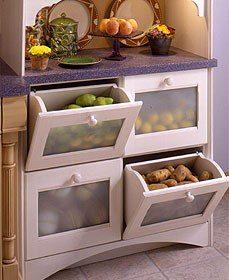 Своими руками ящик для овощей