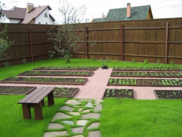 Новые идеи для огорода своими руками фото