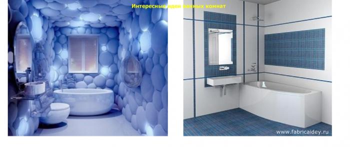 Идеи своими руками для ванной комнаты